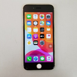 iPhone - ジャンク❗iPhone6s 16GB GOLD SoftBank