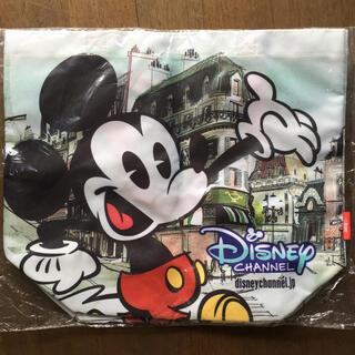 ディズニー(Disney)のディズニーチャンネル オリジナルトートバッグ(キャラクターグッズ)