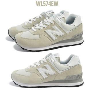 New Balance - NEW BALANCE WL574 ニューバランス スニーカー 新品 未使用