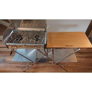 ユニフレーム(UNIFLAME)の【3/28値下】ユニフレーム キッチンALLセット オプション充実トート付き(調理器具)