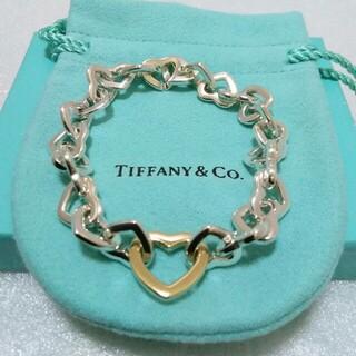 Tiffany & Co. - ティファニーブレスレット 750(18k) 925