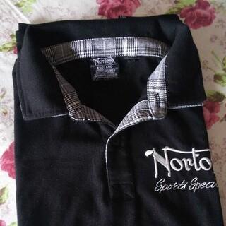 ノートン(Norton)のNorton   ポロシャツ 【黒】(ポロシャツ)