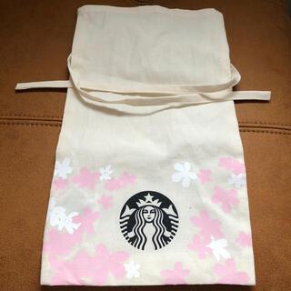 Starbucks Coffee - スターバックス 巾着 新品未使用 サクラ