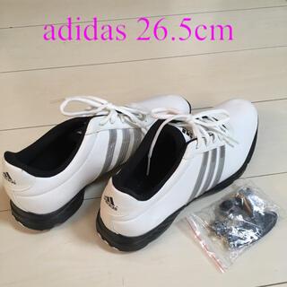 adidas - adidas ゴルフシューズ 26.5cm