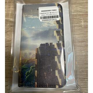新海誠 言の葉の庭 iPhoneケース iPhone7.8(iPhoneケース)