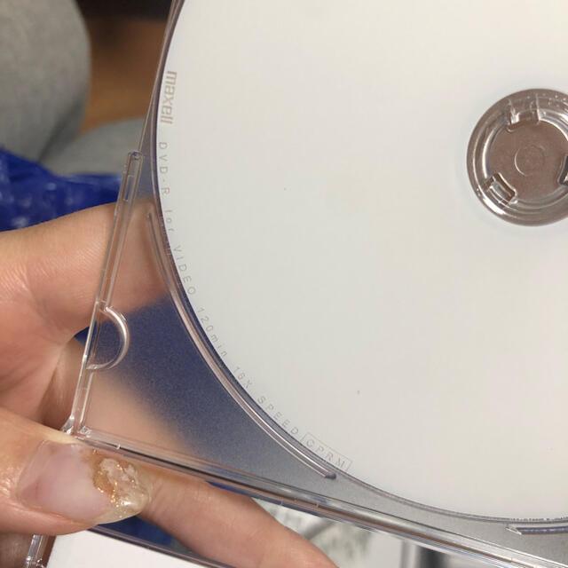 maxell(マクセル)のDVD 映像用 録画 エンタメ/ホビーのDVD/ブルーレイ(その他)の商品写真