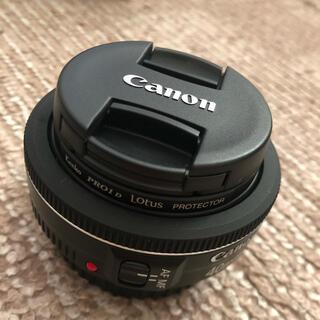 Canon - 3/12まで限定出品 キャノン canon カメラレンズ 40mm 単焦点レンズ