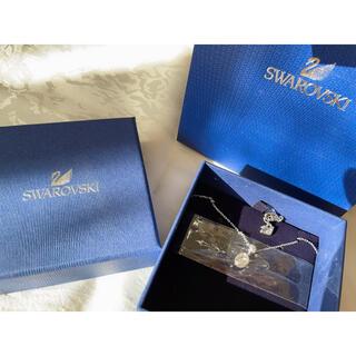 スワロフスキー(SWAROVSKI)の⭐︎スワロフスキー新品未使用ネックレス(ネックレス)