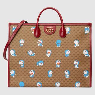 グッチ(Gucci)の【正規店購入最安値】グッチドラえもんDORAEMON x GUCCIトートバッグ(トートバッグ)