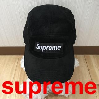 Supreme - シュプリーム supreme キャップ キャンプキャップ