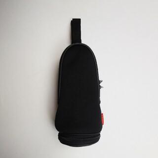 ピジョン(Pigeon)のPigeonピジョン 哺乳瓶ケース ブラック(哺乳ビン)
