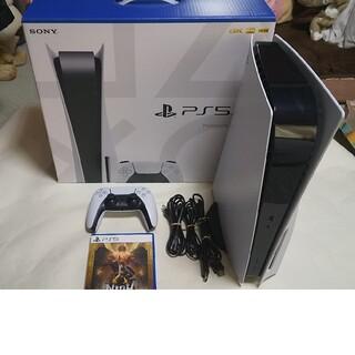 PlayStation - PS5 本体 CFI-1000A01