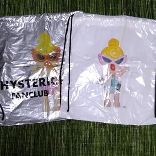 ヒステリックミニ(HYSTERIC MINI)のヒステリックミニ ショッパー ショプバッグ リュック HYSTERIC(ショップ袋)
