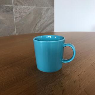 イッタラ(iittala)のイッタラ ティーマ ターコイズブルー(廃盤色)マグカップ(食器)