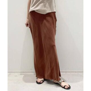 L'Appartement DEUXIEME CLASSE - OZMA スカート ボルドー 38 新品タグ付き