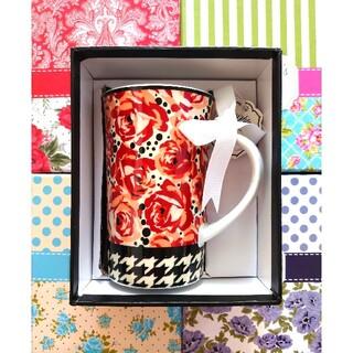 ジェシースティール(Jessie Steele)の【新品未使用品】ジェシースティール マグカップ プレゼント 贈り物(グラス/カップ)
