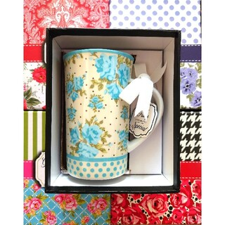 【新品未使用品】ジェシースティール マグカップ プレゼント 贈り物