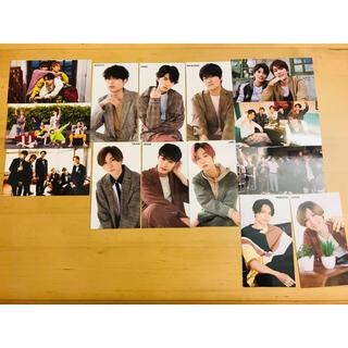 ジャニーズ(Johnny's)のSixTONES Myojo 厚紙カード 14枚セット(アイドルグッズ)