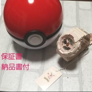 ベビージー(Baby-G)の新品 BABY-G ピカチュウ BA-110PKC-4AJR  ポケモン(腕時計)
