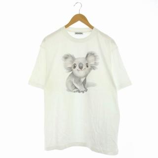 Balenciaga - バレンシアガ BALENCIAGA コアラTシャツ カットソー 半袖 クルーネッ