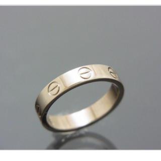 カルティエ(Cartier)のカルティエ ラブリング激安☺︎(訳あり)(リング(指輪))