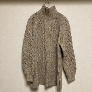 YEVS - YEVS タートルネックセーター