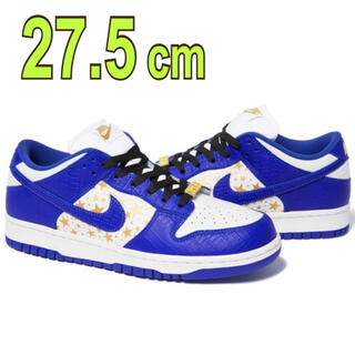 NIKE - Supreme Nike SB Dunk Low Blue シュプリーム ダンク