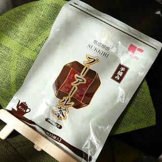 ティーライフ(Tea Life)のティーライフ   スッキリプーアール茶(ダイエット食品)