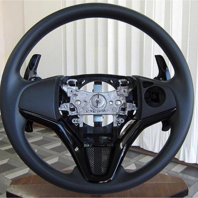 ヴェゼル、フィット用 ロングパドルシフト 自動車/バイクの自動車(車種別パーツ)の商品写真