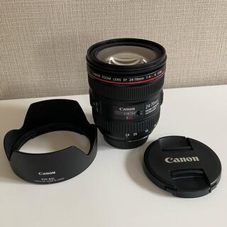 Canon - 新品同様 Canon キヤノン EF 24-70mm F4 L IS USM
