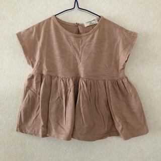 キャラメルベビー&チャイルド(Caramel baby&child )のワンモアインザファミリー チュニック(Tシャツ/カットソー)