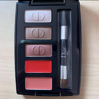 Dior - 【新品】ディオール メイクパレット アイシャドウ&リップ