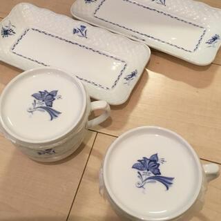 新品未使用NARUMIナルミティーセット茶こしポット2人用ウェッジウッドノリタケ