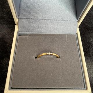 ジュピターゴールドレーベル(jupiter GOLD LABEL)のjupiter リング(リング(指輪))