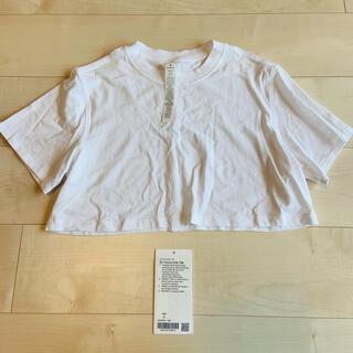 lululemon - 新品未使用 ✴︎ ルルレモン Tシャツ