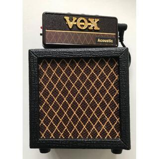 【ほぼ未使用】 VOX AMPLUG / AP-CAB セット(クラシックギター)