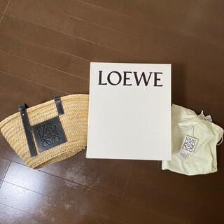 LOEWE - LOEWE ロエベ カゴバッグ