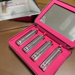 Dior - 【新品未使用】限定 ディオールアディクトピンクセット(外箱、ケース付き)