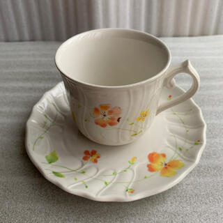 ニッコー(NIKKO)のコーヒーカップ&ソーサー(食器)
