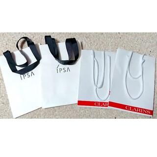 CLARINS - IPSA CLARINS ショップ袋