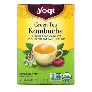 オーガニック コンブチャ ティーバッグ(茶)