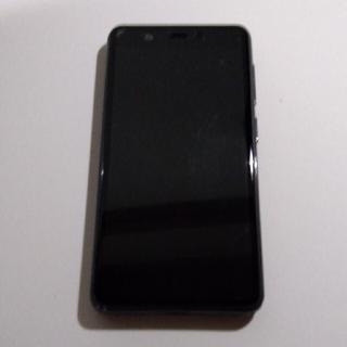 ラクテン(Rakuten)のさくみ様専用 Rakuten mini ブラック 本体+ケーブルのみ(スマートフォン本体)