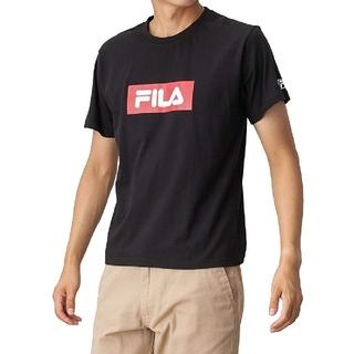 FILA - 新品! FILA ボックス ロゴ Tシャツ Lサイズ