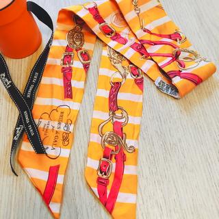 Hermes - エルメス スカーフ ツイリー