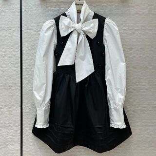 miumiu - 美品MIUMIU セット  ワンピース  シャツ S
