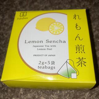 福寿園 レモン煎茶 ティーパック