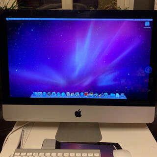 Apple - APPLE iMac IMAC MC508J/A アイマック