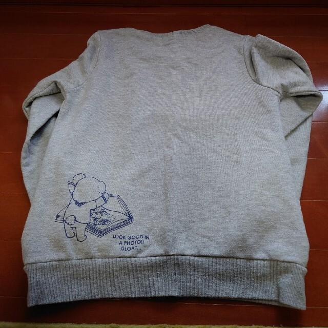 PINK-latte(ピンクラテ)のピンクラテ・トレーナー・XS・150 キッズ/ベビー/マタニティのキッズ服女の子用(90cm~)(ジャケット/上着)の商品写真