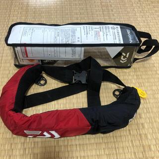 ダイワ(DAIWA)のDaiwa ライフジャケット【DF-2709】(ウエア)