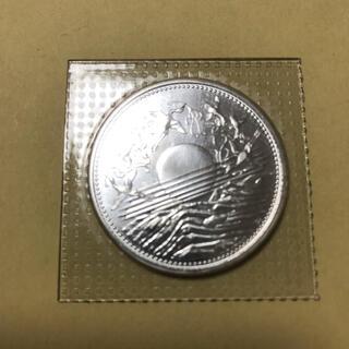 天皇陛下御在位六十年 記念硬貨